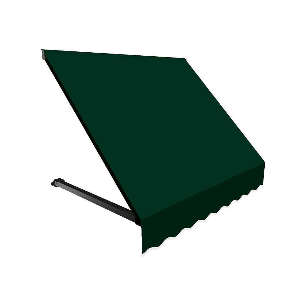 1,22m (4pi) WINNIPEG 78,74 cm (31 po) H x 60,96 cm (24 po) P) Auvent de fenêtre / d'entrée  - F...