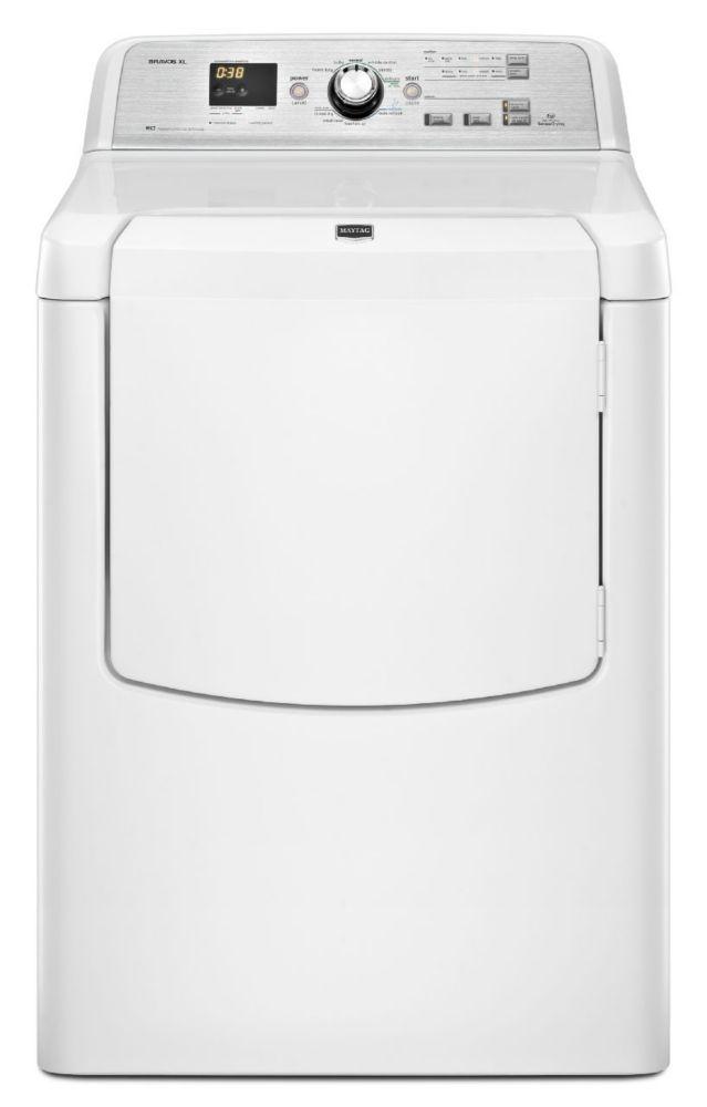 HE Electric Dryer 7.0 Cu.Ft. - YMEDB725BW