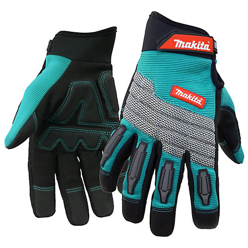 DEMOLITION Series Professional Work Gloves, L