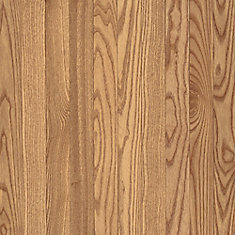 AO Oak Natural 5/16-inch Thick x 2 1/4-inch W Hardwood Flooring (40 sq. ft. / case)