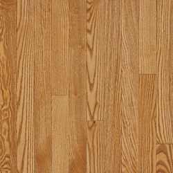 Bruce Plancher AO, bois massif, 5/16 po x 2 1/4 po, Chêne Spice Tan, 40 pi2/boîte