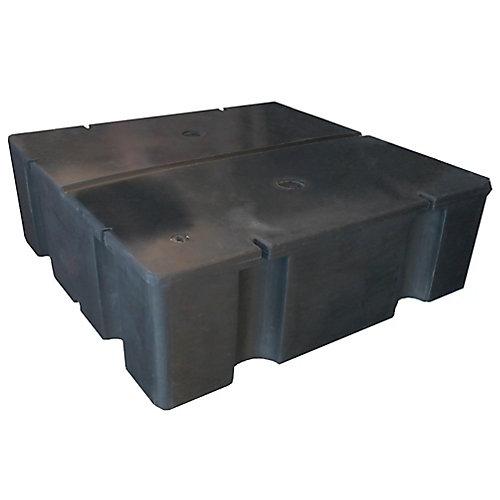 Polyethylene Foam Filled Dock Float