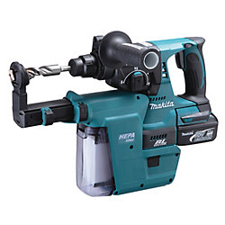 MAKITA 15/16 inch Cordless Rotary Hammer with Brushless Motor