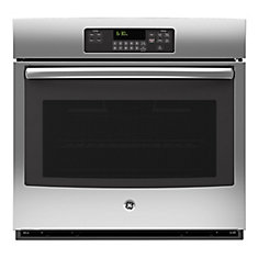 5.0 cu. ft. 30-inch Electric Self-Cleaning Single Wall Oven in Stainless Steel