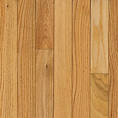 AO Oak Natural 3/4-inch Thick x 3 1/4-inch W Extra Hard Hardwood Flooring (22 sq. ft. / case)