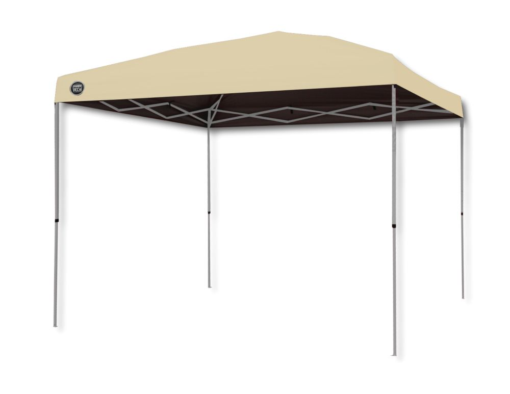 10x10 Khaki Canopy 158045 in Canada