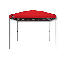 Shade Tech 100 sq. ft. Canopy in Red