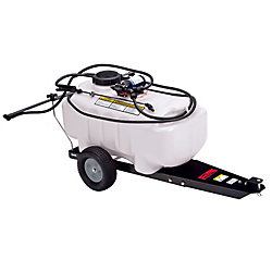 Brinly-Hardy 94.6 L Tow-Behind Lawn and Garden Sprayer