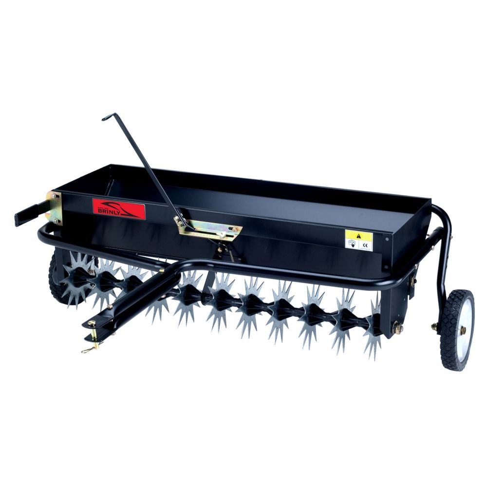 Steel Aerator Spreader - 40 Inch