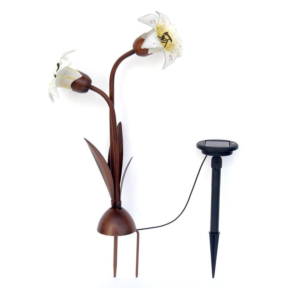 Lampe solaire Amaryllis