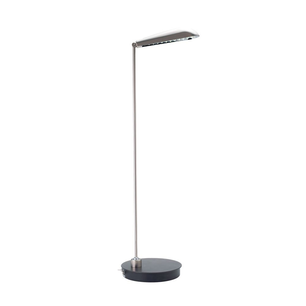 Mimas Collection Graphite Black Table Lamp 13830-014 in Canada