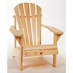 Muskoka Patio Chair in Unfinished Fir