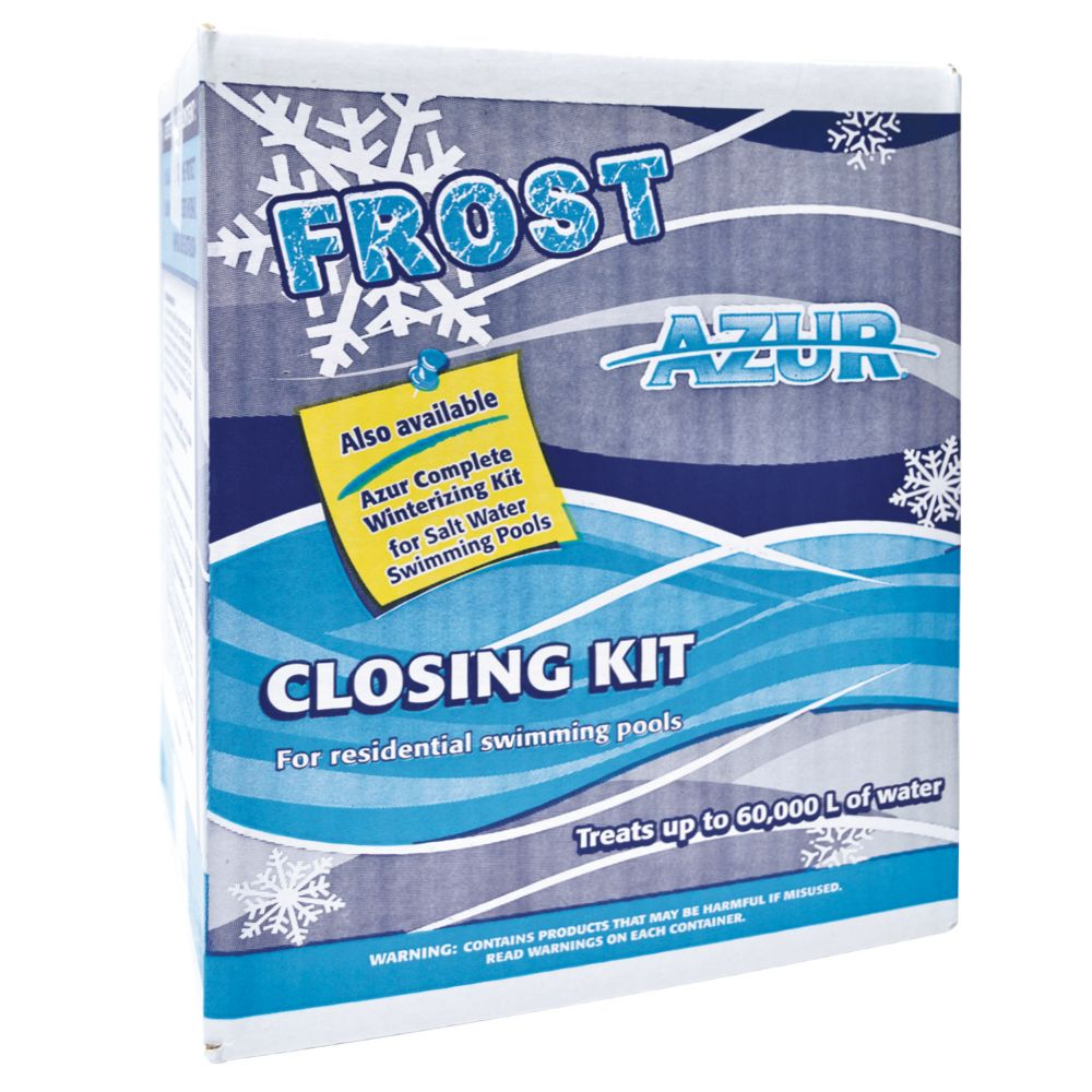Frost Swimming Pool Closing Kit