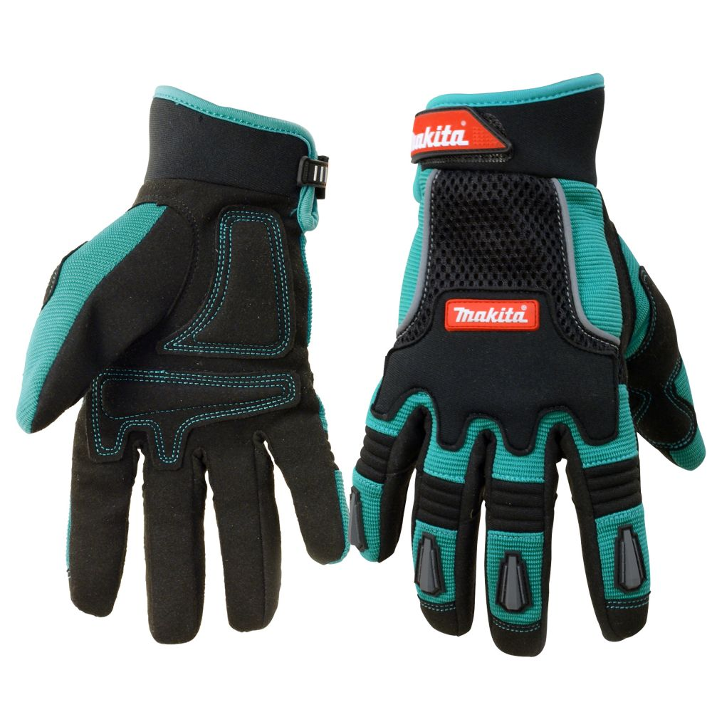 IMPACT Series Professional Work Gloves