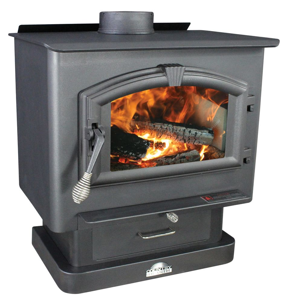 Us Stove 2000 Wood Stove The Home Depot Canada