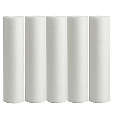 Whole House 50 Mic. Replacement Filters, 5 Pack