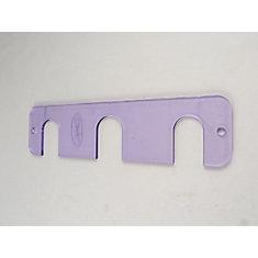 Plaques de réparation sous - comptoir:  8