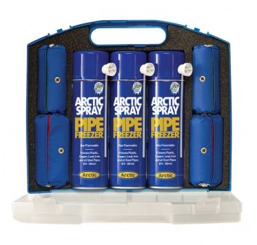 Arctic Spray Elite Freezing System