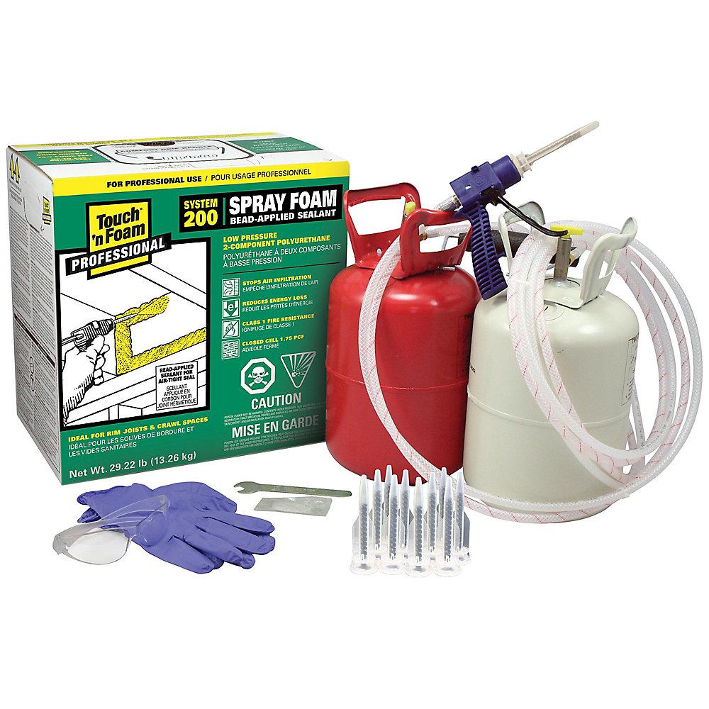 Touch N Foam Professional 2 Component Spray Foam