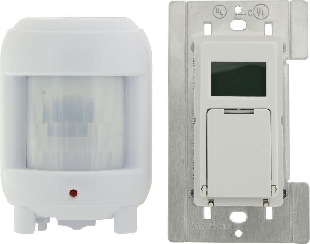 Indoor Automatic Motion-Sensing Light Control