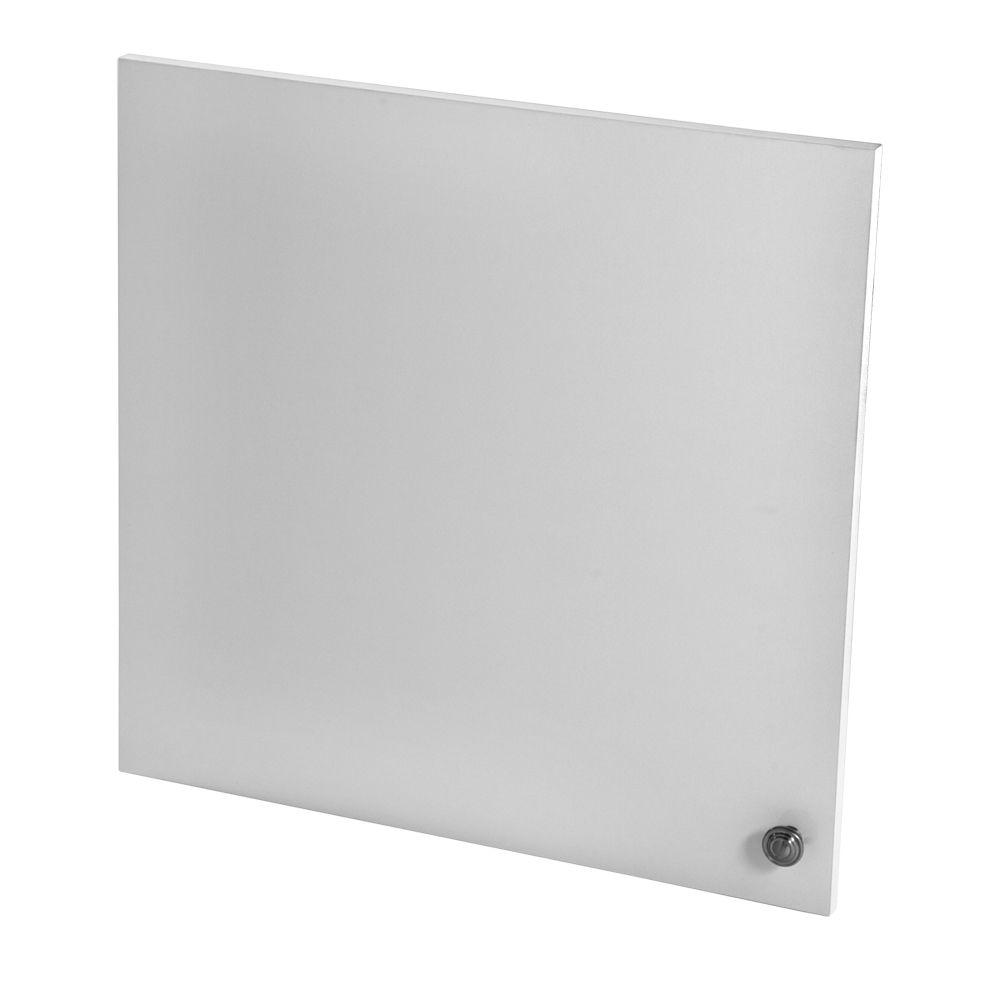 24 Inch White Dry Erase Board Door