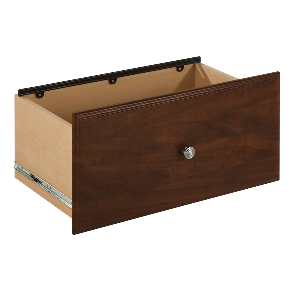12 Inch File Drawer - Espresso