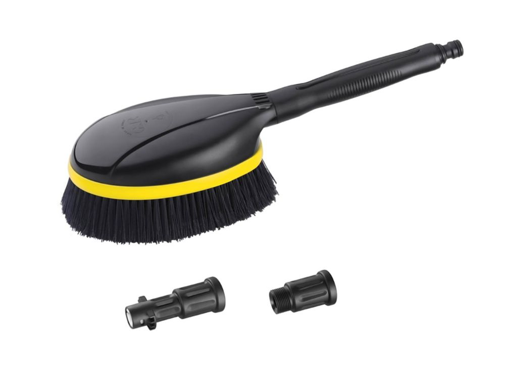 Universal Rotating Wash Brush