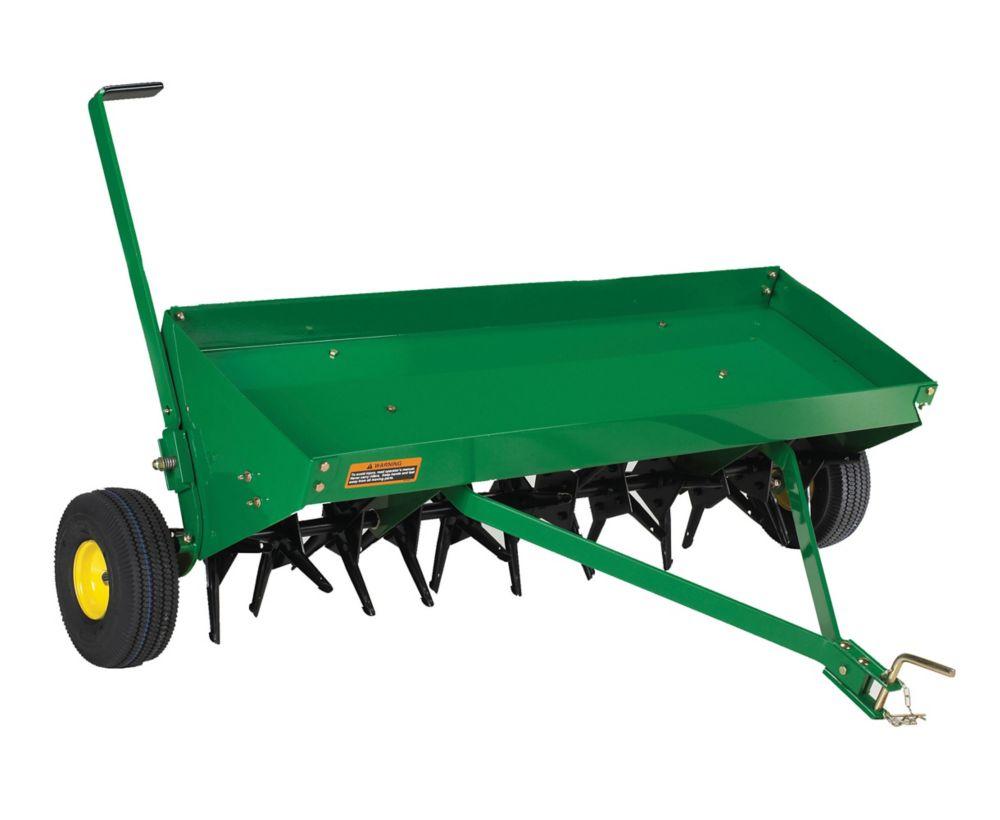 John Deere Plug Aerator for 48-inch Lawn Tractor