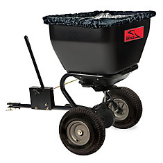 3.5 cu. ft. Broadcast Spreader for Riding Mowers