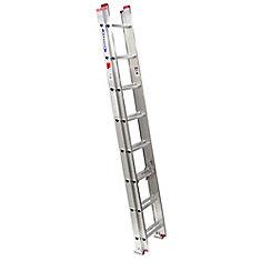 Aluminum Extension Ladder Grade 3 (200# Load Capacity) - 16 Feet