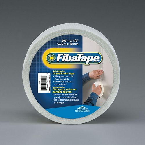 FibaTape Glass Mesh Drywall  Joint Tape