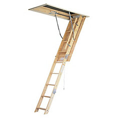 Attic Ladders The Home Depot Canada