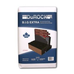 Durock B.I.G Extra Premixed Cement Parge