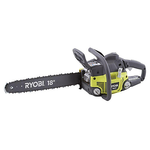 18-inch 46 cc 2-Cycle Gas Chainsaw
