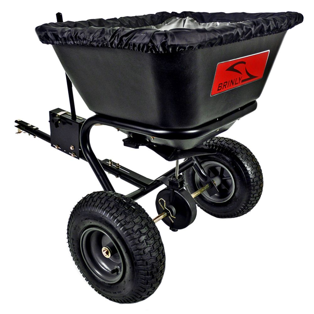 Broadcast Spreader - 2.5 Cu. Feet