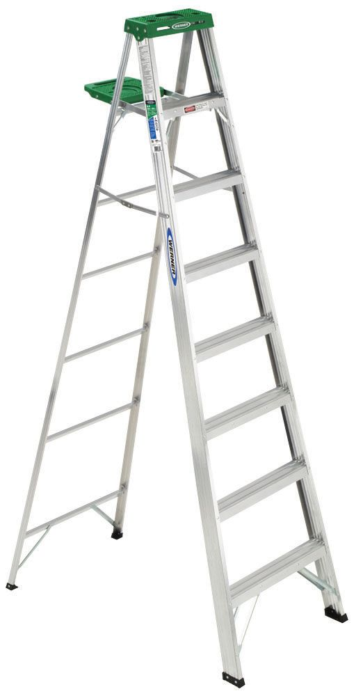Metaltech Telescopic Ladder 12 1 2 Foot Csa Approved