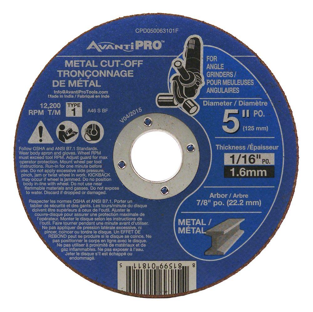 Cut-Off Disc
