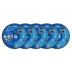 Avanti Pro 3 x 1/16 in. Metal Cut Off Disc