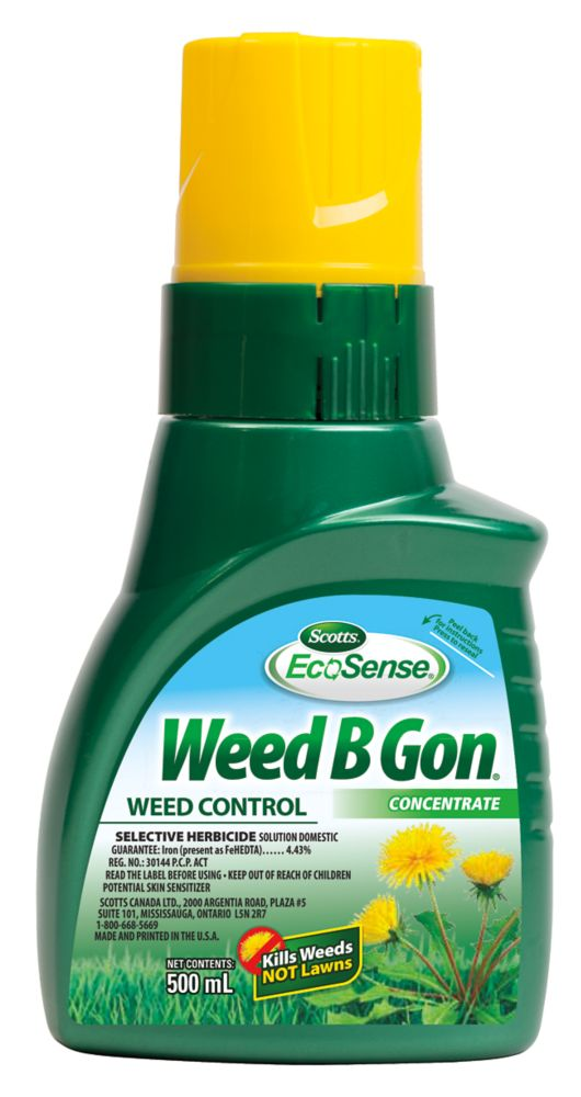 EcoSense Weed B Gon 500 mL Concentrate