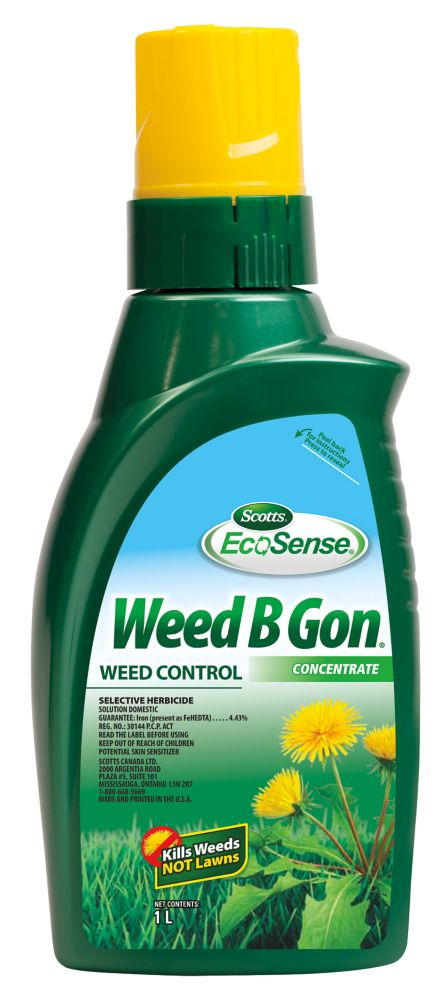 Ecosense Weed B Gon 1 L Concentrate
