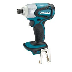 MAKITA 18V 1/4-inch LXT Impact Driver (Tool Only)