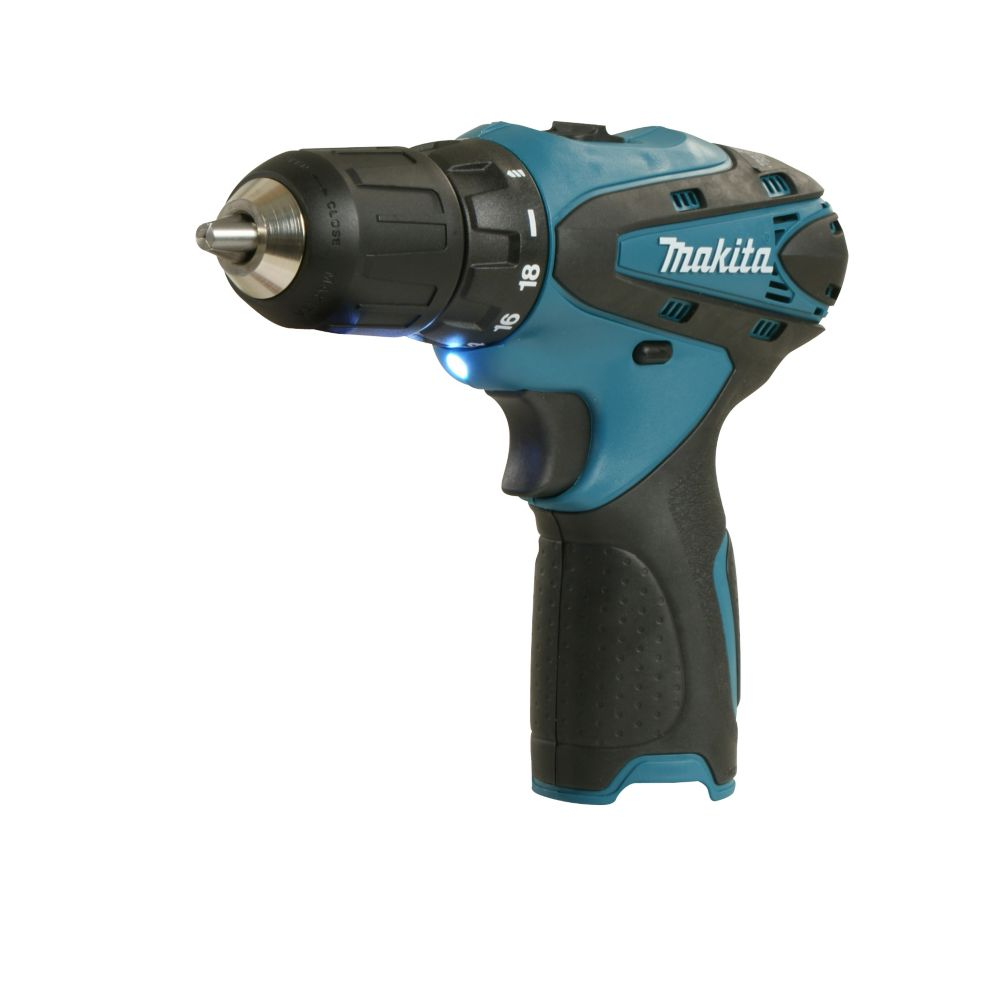 makita 12v 3 8 inch keyless driver drill tool only the home depot canada. Black Bedroom Furniture Sets. Home Design Ideas