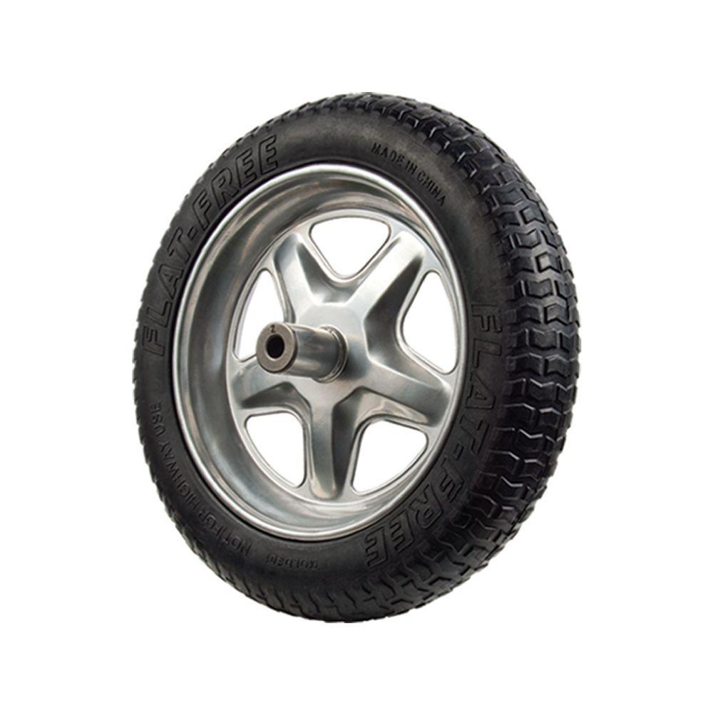 Sport Flat Free Replacement Wheelbarrow Tire