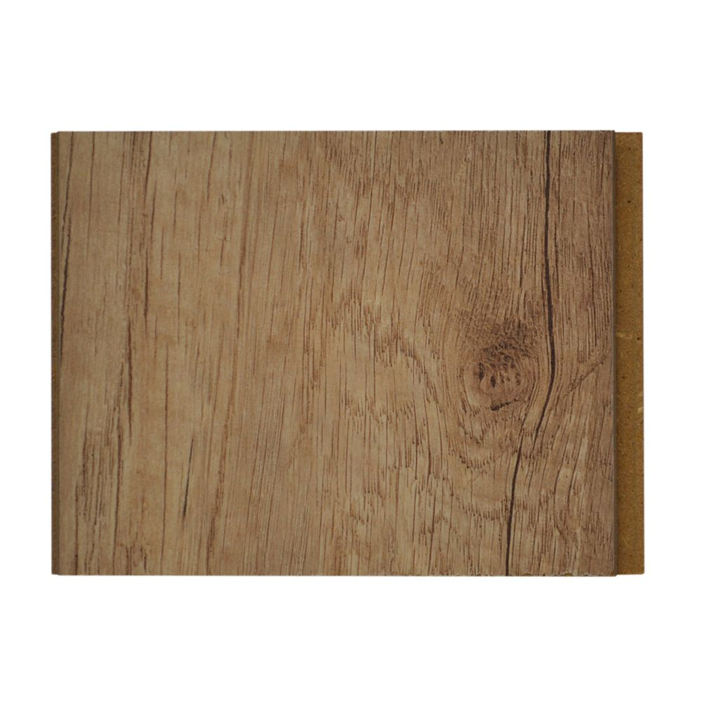 Laminate Sample 4 Inch x 4 Inch, 10MM Ishpania Oak
