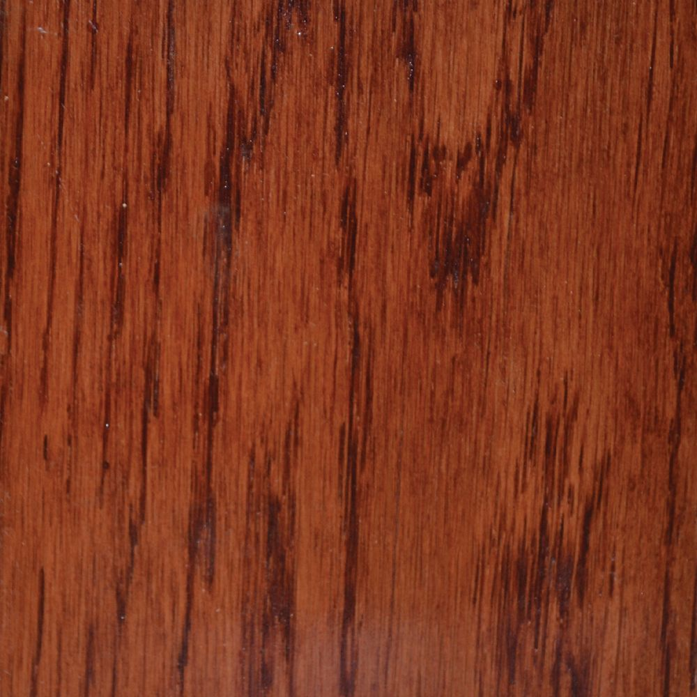 Oak Ginger Snap Hardwood Flooring Sample