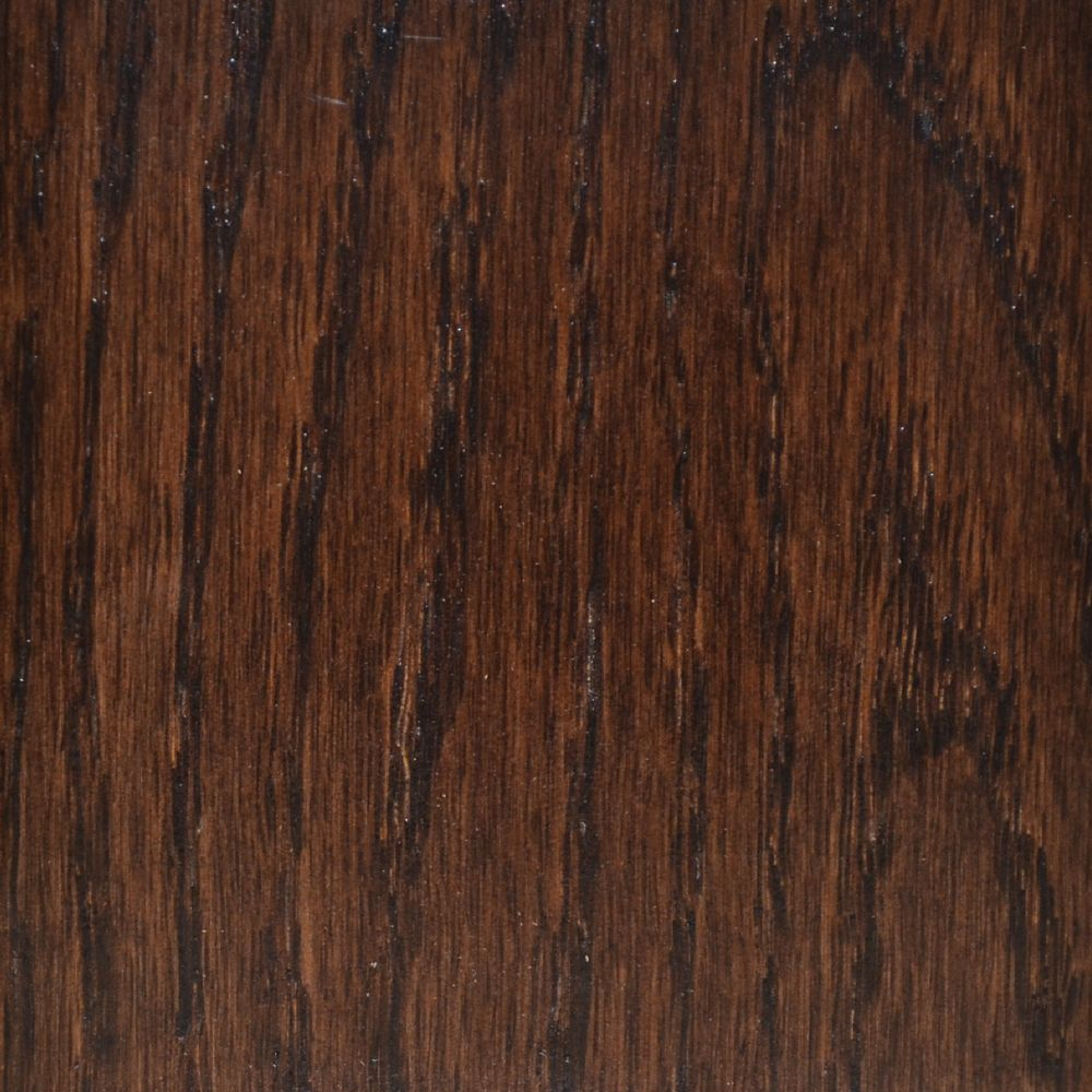 Oak Barista Brown Hardwood Flooring Sample