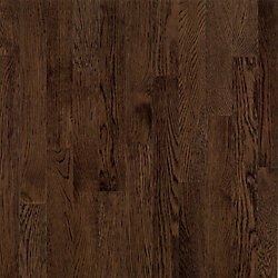 Bruce AO Oak Barista Brown 3/4-inch Thick x 3 1/4-inch W Hardwood Flooring (22 sq. ft. / case)