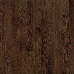 Bruce Plancher AO, bois massif, 3/4 po x 3 1/4 po, Chêne Barista brun, 22 pi2/boîte