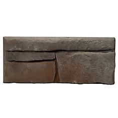 Placage de pierre Great Lakes - Raven (emballage en vrac  – 66 pieds carrés)