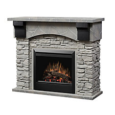 Sutton Intermediate Fireplace - Stone